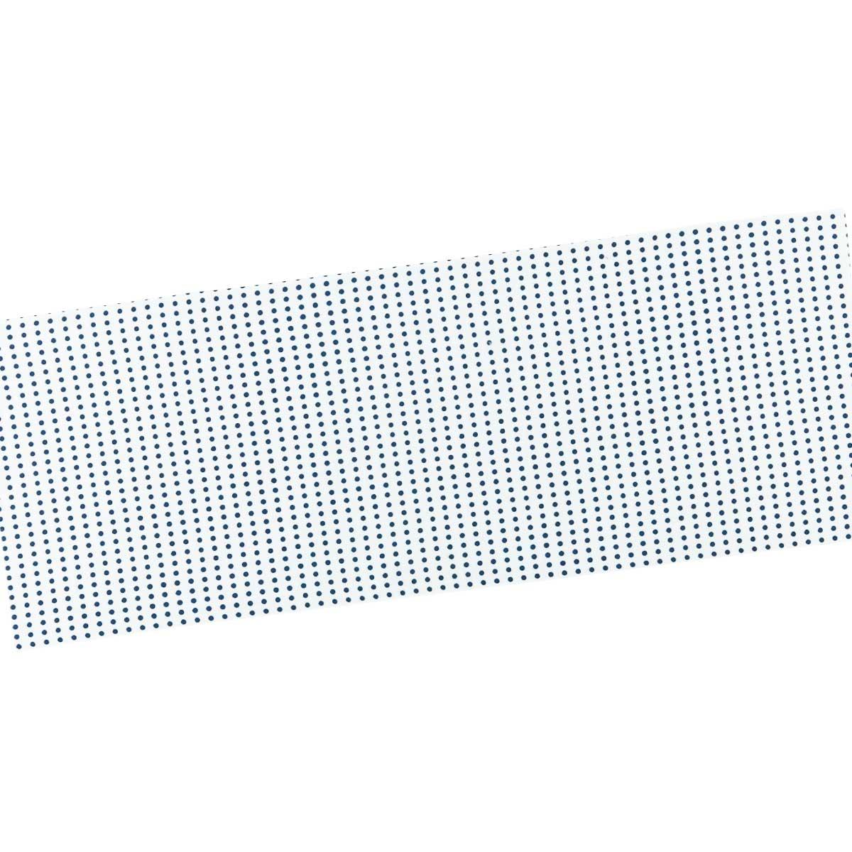 紺豆絞り手拭