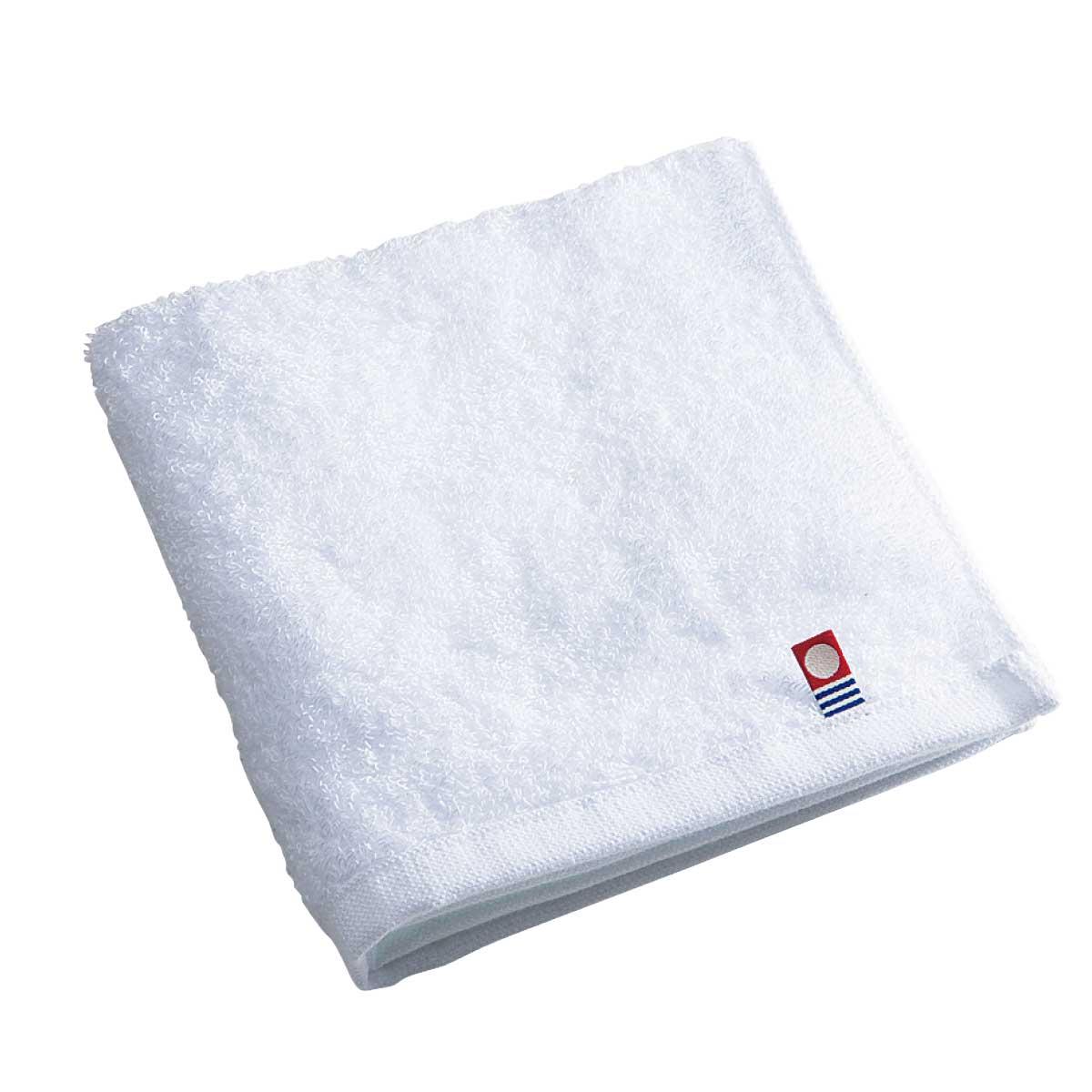 今治製白ハンドタオル